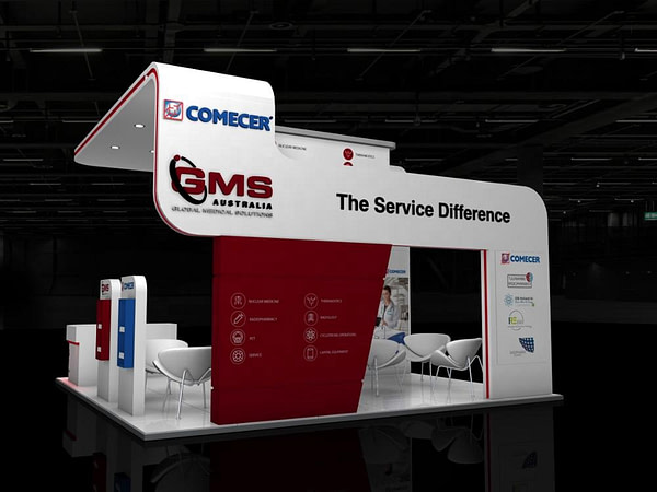 Future trend Portable Reusable customized exhibition Trade Show Use Modular Movable Aluminum Exibition booth stand