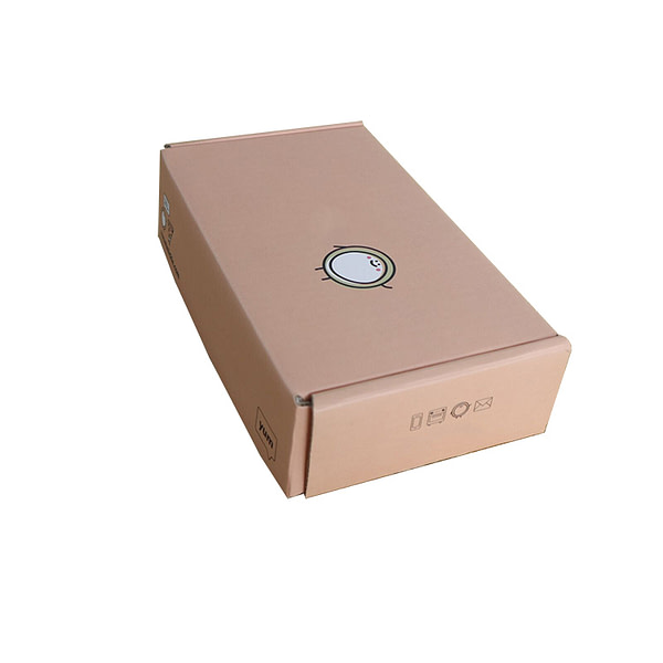 Double sides printing packaging shipping boxes custom logo