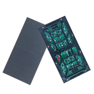 Full color P4 LED module matrix 256*128mm Outdoor IP65 panel P5 P8 P10 64*32dots 8S waterproof taxi advertising display screen