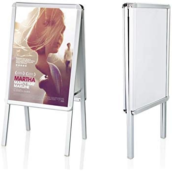 Stand signage A0 coffee shop display propagate A frame board sign