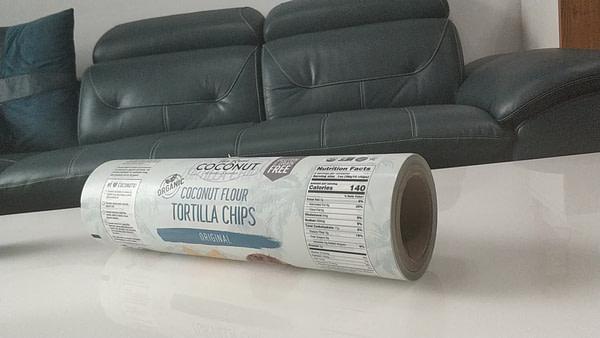 Food packaging pack plastic roll film/flexible packaging material/plastic packaging material supplier
