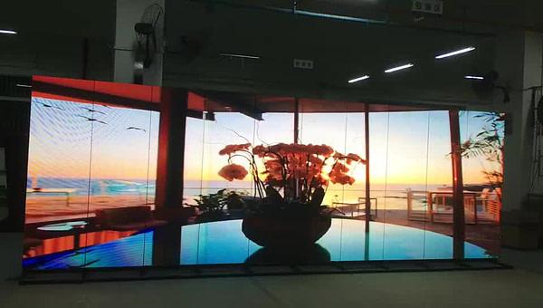indoor full color electronic display banner wifi/usb controller motivational led digital poster