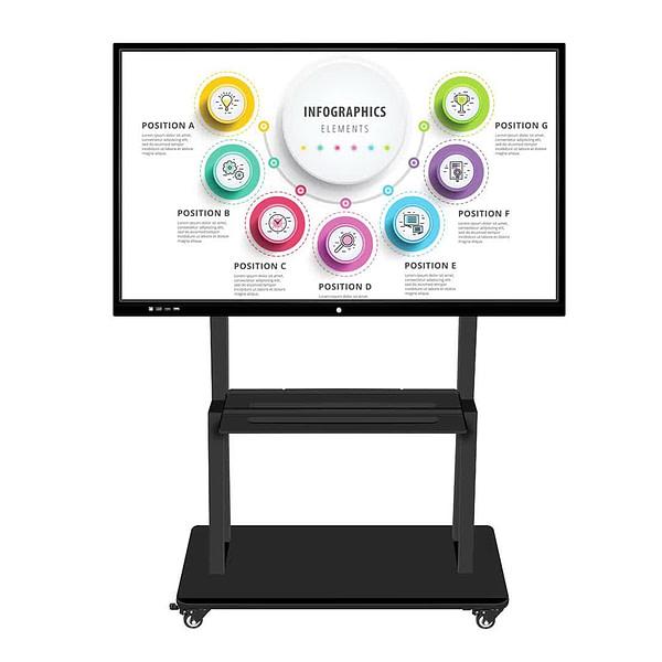 """Multi touch 42 """"-98"""" zoll elektronische IR interaktive whiteboard, smart board keine projektor interaktive whiteboard"""